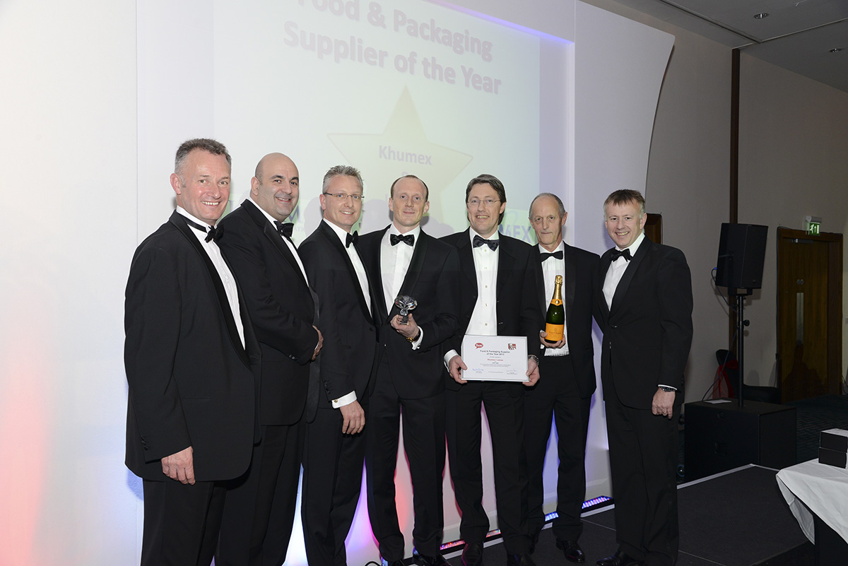 KFC Food and Packaging Supplier of the Year
